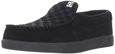Buy DC Mens Villain TX Skate Shoe,White White Black, by DC