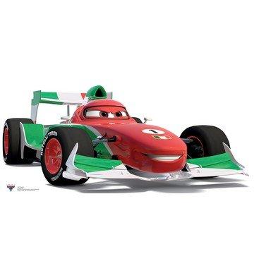 Imagen de Disney Cars 2 - Francesco Standup