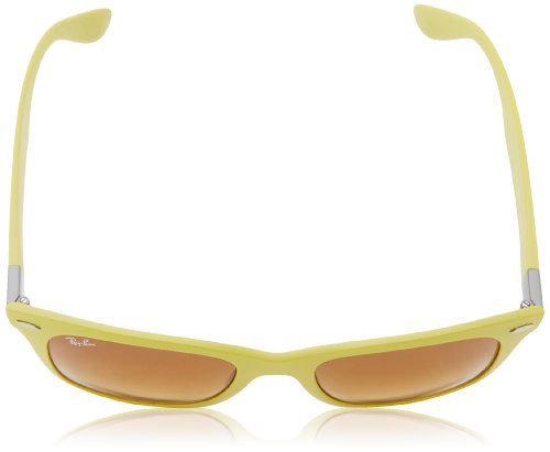 dbff6005994 Ray-Ban Men s Wayfarer Liteforce Polarized Square Sunglasses