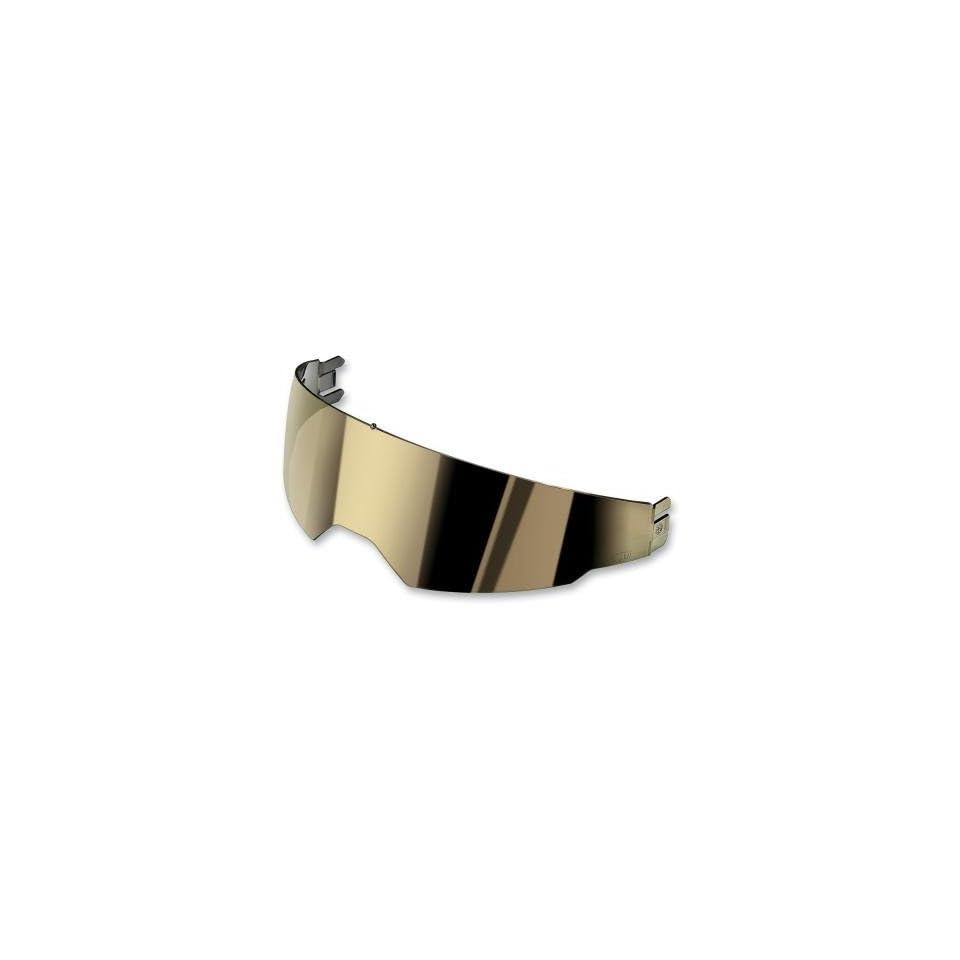 37369f69 Agv Stealth Sv/S 4 Sv Internal Sun Visor Iridium Gold on PopScreen