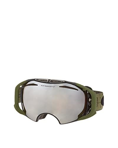 Oakley Máscara de Esquí Airbrake Verde