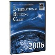 2006 International Building Code on CD-ROM (PDF) - 1-User - ICC - IC-8000PDF06 - ISBN:1580013775