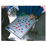 Precision Training - Portable Football Tactics Board (Size: 30cm x 45cm )