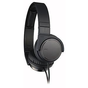 Jvc Victor Head-Band Portable Headphones   Ha-S500-B Black (Japanese Import)