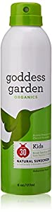Goddess Garden Organics Spray