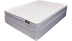 Buy! Corsicana 8128 Euro Top Mattress Set Pillow Top Mattresses