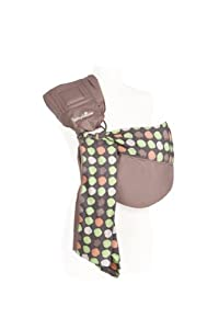 Babymoov Almond/ Taupe Baby Ring Sling (Brown)