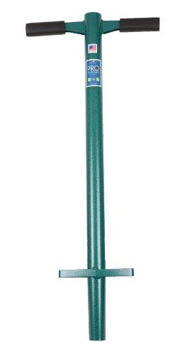 5-in-1 (Standard) Planting Tool, Turf Plugger, Bulb Planter, Flower Planting Tool, Lawn Plugger, Weeding Tool, Yard, Grass or Sod Plugger, Soil Sampler