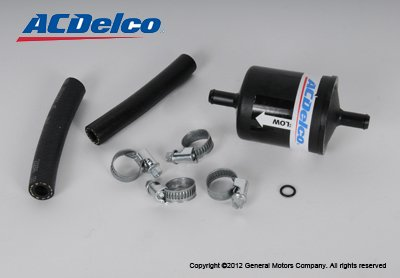 ACDelco Tf101M Transmission Fluid Filter Kit
