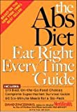 Abs Diet Eat Right Every Time Guide (05) by Zinczenko, David - Spiker, Ted [Paperback (2005)]