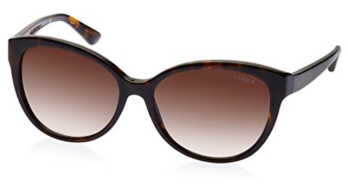 Vogue Vogue Wayfarer Sunglasses (Brown Gradient) (0VO2852SM|204813|57)
