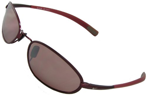 Nike Dawson-615 Sunglasses Dark Red Flexon Frame