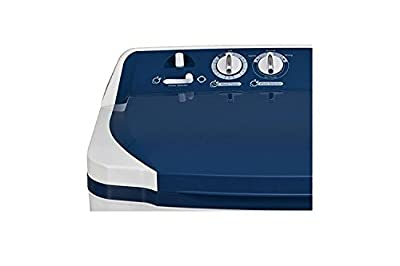 LG P8540R3F Semi-automatic Washing Machine (7.5 Kg, Dark Blue)