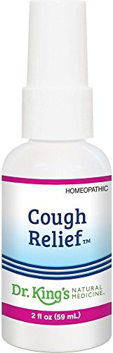Dr. King's Natural Medicine Cough Relief, 2 Fluid Ounce