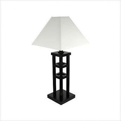 Small Mosko Lamp Color: Honey