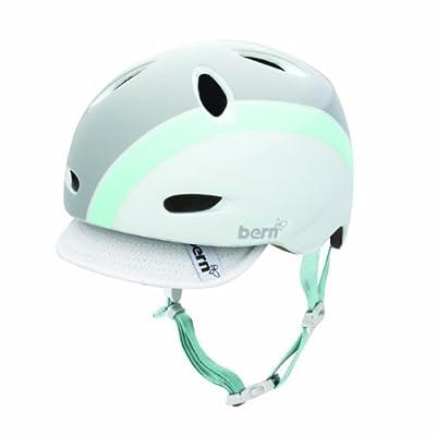 Bern Berkley Women's Visor Bike/Skateboard Helmet by Bern
