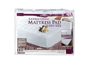 Antibacterial Quilted Mattress Pad