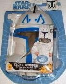 Star Wars Clone Trooper Captain Rex Action Suit Size 8-10 - 1