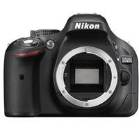 Nikon D5200 24.1 MP CMOS Digital SLR Camera Body Only (Black) (Discontinued by Manufacturer)