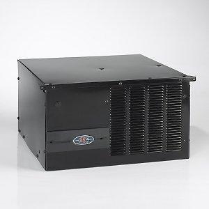 Grand Cru 800 - Wine Cellar Cooling Unit -Black -Max Room Size = 100 Cu Ft