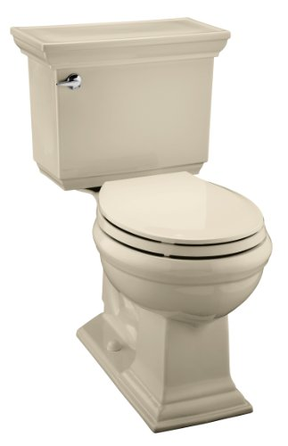 Cheap Kohler Toilets : Cheap Kohler K-3511-G9 Memoirs Comfort Height Round-Front Toilet with ...