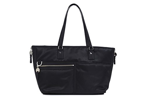 Danzo Diaper Bags Marissa, Black with Graphite Interior