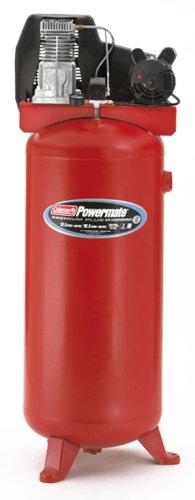 Cheap Coleman Powermate Premium Plus Series, Oil Lubricated Belt Drive, 60 gallon Air Compressor (CLC7006016)