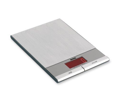 EKS 8260 ST ZADE Balance de Cuisine Électronique en Inox Slimline 5 kg