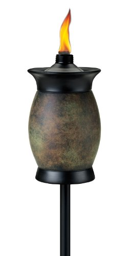 TIKI Brand Stone Resin 4-in-1 Multi-Use Torch (Torch Mounting Bracket compare prices)