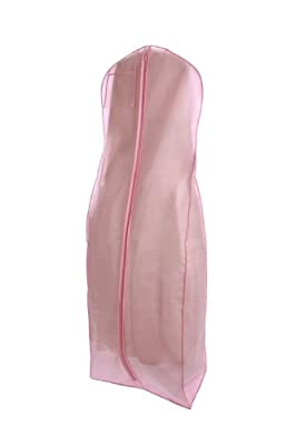 Brand New Light Pink Breathable Wedding Gown Dress Garment Bag by BAGS FOR LESSTM