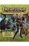 Pathfinder Adventure Path: Jade Regent Part 2 - Night of Frozen Shadows