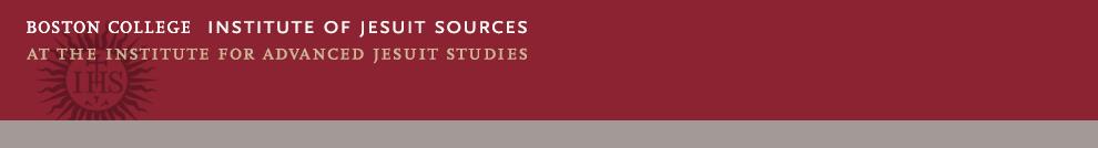 Boston College Institute of Jesuit Sources