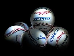 Image of Spalding Baseballs