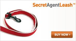 Paww Secret Agent Leash