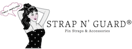 Strap N' Guard Pin Straps and Accessories