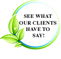 See What Our Clients Have To Say!