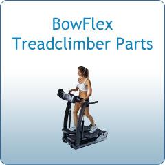 BowFlex Treadclimber Parts