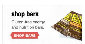 Gluten-Free Energy & Nutrition Bars