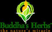 Buddha's Herbs Vitamins Supplements Herbal Tea Company Logo