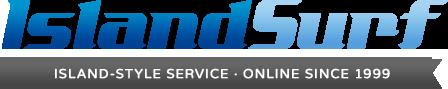 IslandSurf · Island-Style Service · Online Since 1999