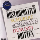 Schubert and Schumann - cello and piano free!