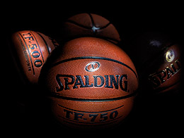 Image of Spalding Basketballs