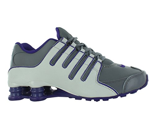 pictures of Nike Shox Nz Eu Womens Sneakers Style: 488312-015 Size: 6