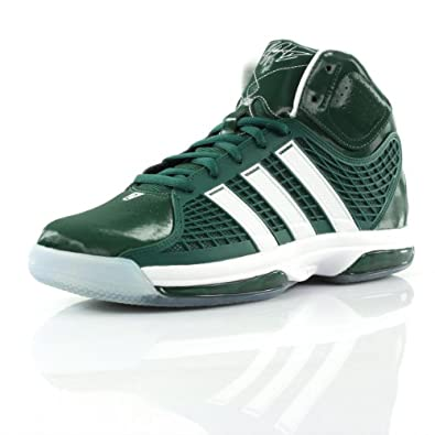 Adidas Basketball Shoes Green