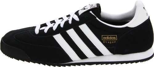 adidas dragon black gold