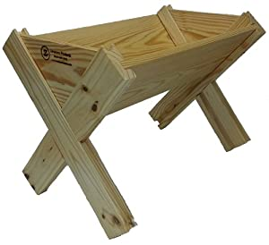 deer wooden trough materials