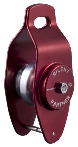 How About Rock Exotica Silent Partner Solo Belay Device - jchintintin shop