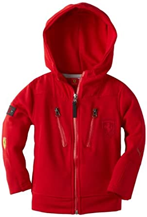 boys ferrari jacket