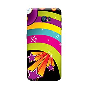 iCover Premium Printed Mobile Back Case Cover With Full protection For Samsung S6 Edge (Designer Case)