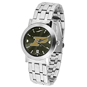 Purdue Boilermakers NCAA AnoChrome Dynasty Mens Watch by SunTime
